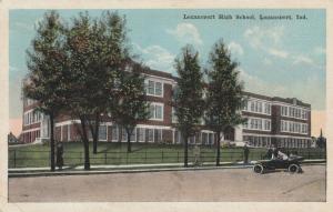 LOGANSPORT , Indiana, PU-1921 ; Logansport High School