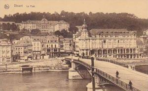 Belgium Dinant Le Pont