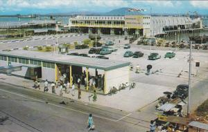 New Ferry Terminal Building , Penang , Malaysia , 50-60s