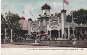 SCRANTON, Pennslyvania 1900-10s ; Merry-go-round, Scenitorium, ....
