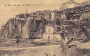Le Rupi Ed I Bastioni (A Ponente), ORVIETO (Umbria), Italy, 1900-1910s