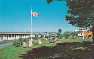 Exterior,  Au Fleuve D'Argent,  Riviere Du Loup,  Quebec,  Canada,  40-60s