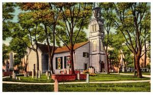 Virginia  Hampton ,   St.John's Chursh