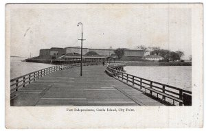 Fort Independence, Castle Island, City Point