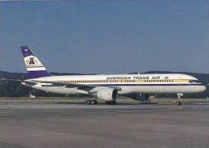 American Trans Air Boeing 757 212 N757AT