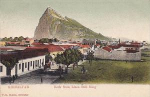 GIBRALTOR, Rock from Linea Bull Ring, 00-10s