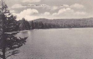 New Hampshire Bristol Newfound Lake