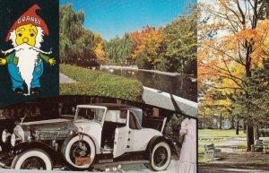 GRANBY , Quebec , Canada , 50-60s ; Automobile Museum