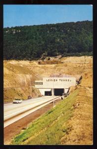 Lehigh Tunnel & Pennsylvania Turnpike Postcard, Penn/PA