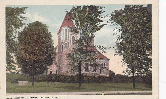 Gale Memorial Library , Laconia , New Hampshire , 00-10s