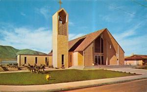 Sun City-Menifee CA~St Vincent Ferrer Catholic Church 1950s