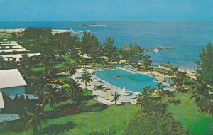 Aerial View, Grand Bahama Hotel and Country Club, Swimming Pool, West End Gra...