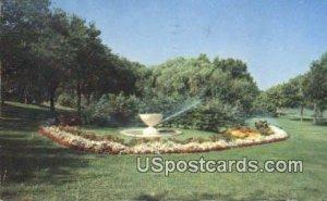 Horseshoe Garden, Sherman Park Zoo - Sioux Falls, South Carolina