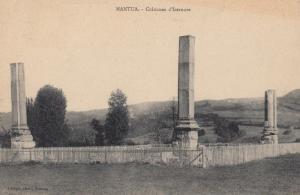 NANTUA , France , 00-10s : Colonnes d'Izernore