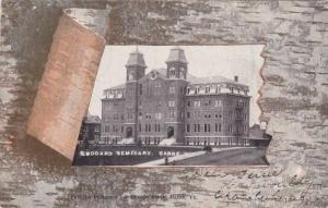 Goddard Seminary , BARRE , Vermont , PU-1907