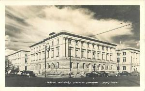 RPPC of the Federal Building Missoula Montana MT