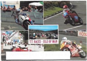 Isle of Man.  T.T. Races 1999
