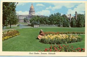 CO - Denver, Civic Center
