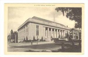 U. S. Post Office, Taunton, Massachusetts, 1900-1910s