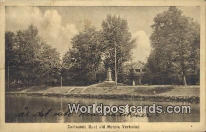 Carlsunds Byst vid Motala Verkstad Sweden 1920
