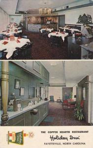 2-views,  The Copper Hearth Restaurant,  Holiday Inn,  Fayetteville,  North C...