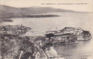 Monaco La Principaute et Cap Martin