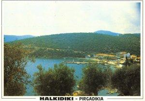 Greece Postcard, Pirgadikia, Halkidiki FI9