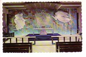 Altar Angels, Catholic Chapel, US Air Force Academy, Colorado, Interior