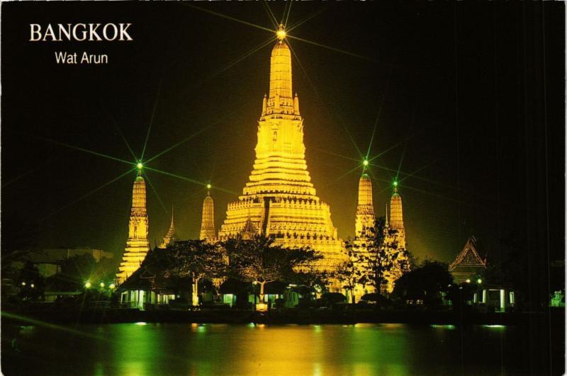 CPM THAILAND Wat Arun, The Temple of Dawn. Bangkok, Thailand (345733)