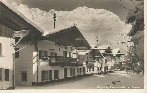 Postal 51692: GARMISCH - Haus Gerum