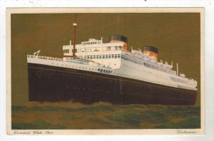 2692  M.V. Britannic  Cunard   White Star Line