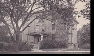 Wisconsin Ripon West Hall Ripon College Albertype