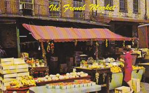 The French Market New Orleans Louisiana