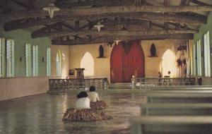 Yap, also known as Wa'ab, Island , 40-60s ; Church