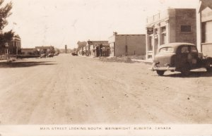 RP: WAINWRIGHT , Alberta , Canada , PU-1944; Main Street , South