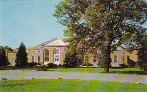 Hanover College Lynn Hall Physical Education Building For Men Hanover Indiana