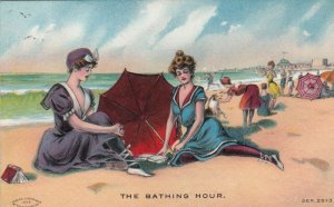AS: Bathing Beauty , 00-10s ; The Bathing Hour