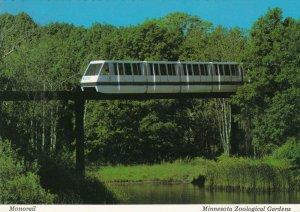 APPLE VALLEY, Minnesota, 50-60s ; Minnesota Zoological Gardens, Monorail
