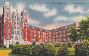FT. SMITH , Arkansas , 1930-40s; St. Scholastica Academy