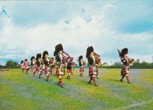 Canada Thunder Bay Marching Highlander Band