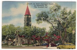 St. Petersburg, Fla., St. Peter's Episcopal Church