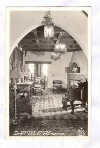 RP, Interior, Scotty´s Castle, Death Valley, California, 30-50s