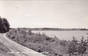 Scene At Maple Lake Minnesota
