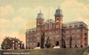 19602 VT, Barre Goddard Seminary