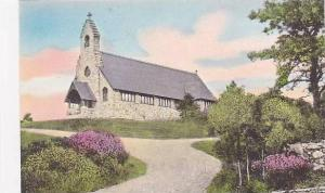 Maine Ogunquit St. Peters By-The-Sea Episcopal Church Albertype