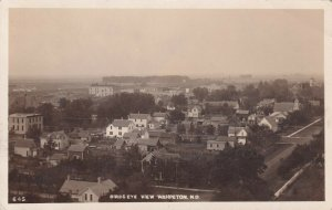 RP: WAHPETON , North Dakota ,1911 ; Bird's Eye