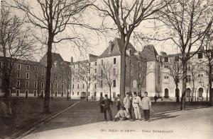Military WW1 Cour Sebastopol 01.33