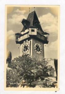 RP, Burgerbastei u. Uhrturm, Graz (Styria), Austria, 1920-1940s