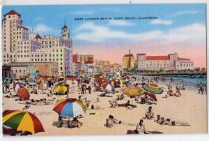 West Lagoo Beach, Long Beach CA