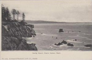 West Virginia Grays Harbor Pacific Beach Albertype